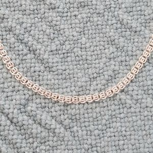 "925 Sterling Silver 16"" Italian Chain Necklace"
